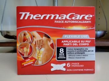Thermacare Flexible Use, 6 fasce autoriscaldanti flessibili