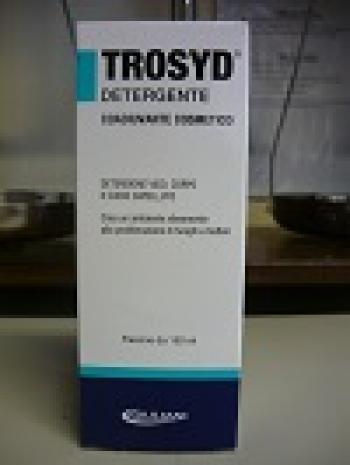 Trosyd detergente VISO, CORPO e CUOIO CAPELLUTO 150ml
