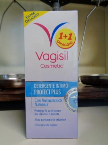 Vagisil Detergente Intimo Antibatterico e Lenitivo