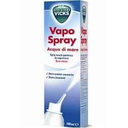 VICKS VAPOSPRAY soluzione ipertonica, libera il naso naturalment