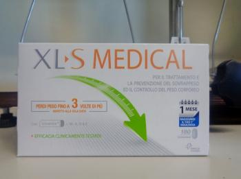 Xls medical liposinol 180 compresse, 1 mese di trattamento