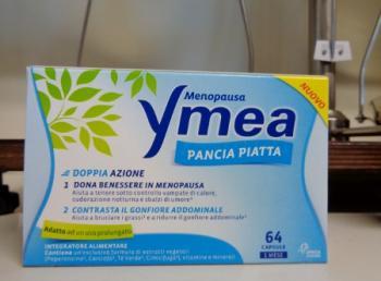 Ymea pancia piatta, combatte i disturbi della menopausa