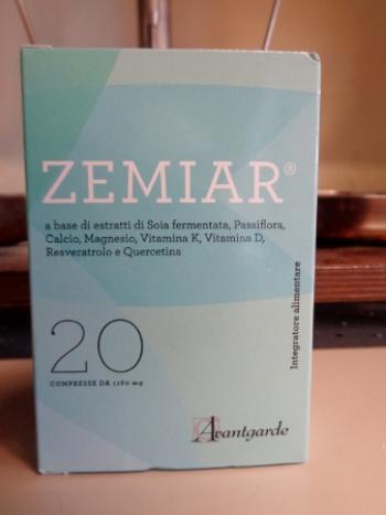 ZEMIAR, integratore utile per i disturbi della perimenopausa