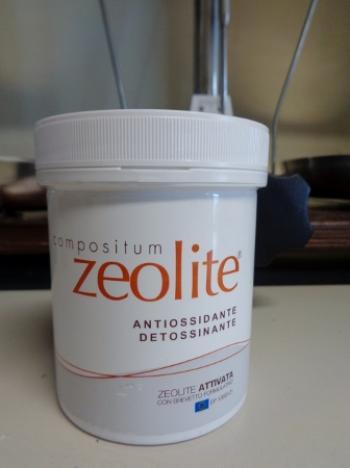 Zeolite Compositum polvere micronizzata 150 grammi